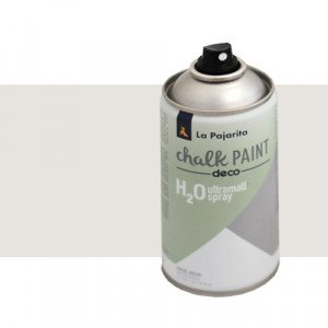 totenart-Pintura Tiza en Spray, Blanco Nube, 300 ml