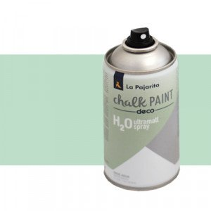 totenart-Pintura Tiza en Spray, Menta, 300 ml