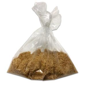 Cola de conejo en grano, bolsa de 200 gr.
