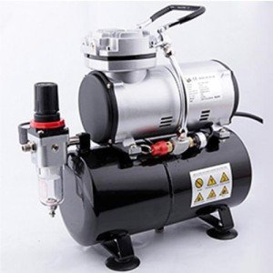 totenart-Compresor Aerografo AS-186A.