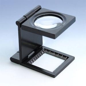 Cuentahilos metalico 6 cm. (alto) x 25 mm.
