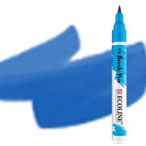 totenart-Rotulador Acuarela Ecoline Brush Pen Azul Ultramar Oscuro