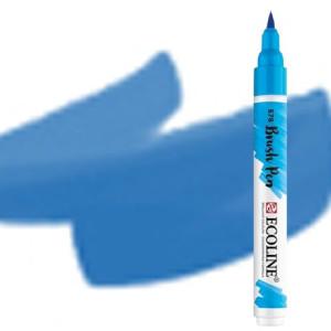 totenart-Rotulador Acuarela Ecoline Brush Pen Azul Prusia
