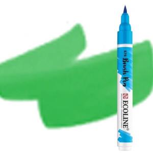 totenart-Rotulador Acuarela Ecoline Brush Pen Verde