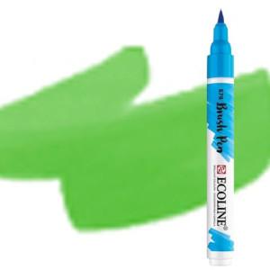 totenart-Rotulador Acuarela Ecoline Brush Pen Verde Claro