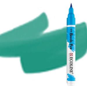 totenart-Rotulador Acuarela Ecoline Brush Pen Verde Oscuro