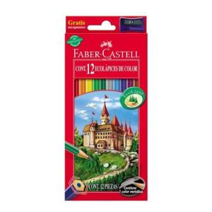 totenart-Estuche 12 lapices color Faber Castell