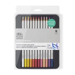 Estuche de 24 lápices acuarela Studio Collection Winsor&Newton