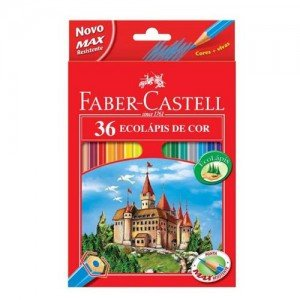 totenart-Estuche 36 lapices color Faber Castell