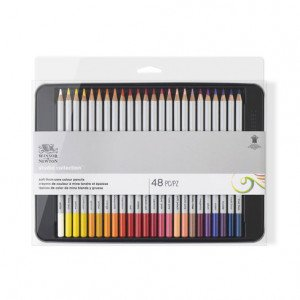 Estuche de 48 lápices de colores Studio Collection Winsor&Newton