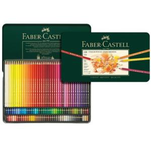 totenart-Estuche de Lápices color POLYCHROMO, Faber Castell (120 colores)