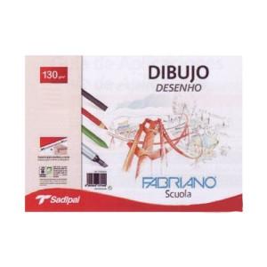totenart-Fabriano dibujo, (minipack) 29.7x42, 130 gr, pack 10 h (A3)
