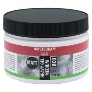 Totenart. Gel Medium Espeso Mate 020, Amsterdam 250 ml.