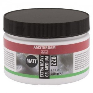 Totenart. Gel Medium Extra Espeso Mate 022, Amsterdam 250 ml.
