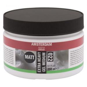 Totenart. Gel Medium Extra Espeso Mate 022, Amsterdam 250 ml.