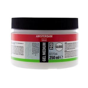 Totenart-Gel Medium Brillante 094, Amsterdam 250 ml.