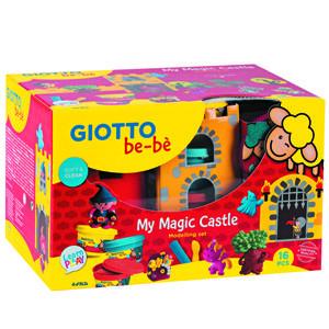 Giotto Be-Bè: Set de pasta, My Magic Castele