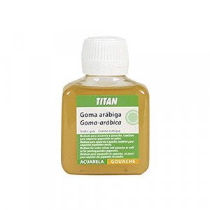 Totenart Goma arábiga Titan, 100 ml