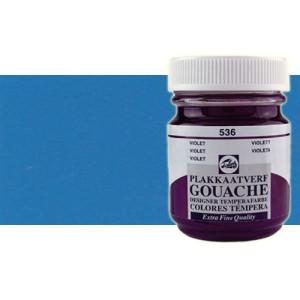 totenart-gouache-extrafino-talens-501-azul-cyan-primario-frasco-50-ml