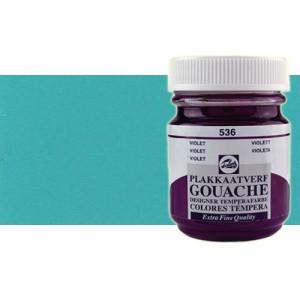 totenart-gouache-extrafino-talens-522-azul-turquesa-frasco-50-ml