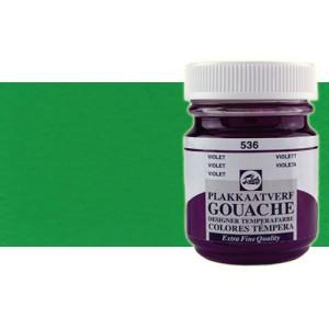 totenart-gouache-extrafino-talens-600-verde-frasco-50-ml