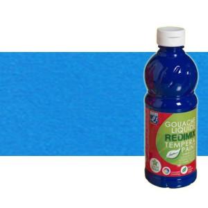 totenart-gouache-liquido-color-co-Lefranc-083-azul-fluorescente-bote-500-ml