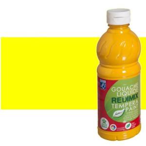 totenart-gouache-liquido-color-co-Lefranc-153-amarillo-primario-bote-1-litro