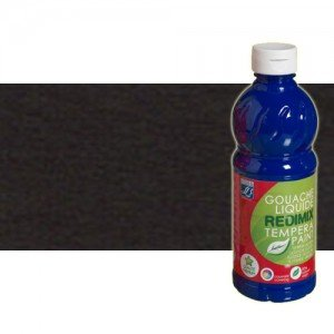 totenart-gouache-liquido-color-co-Lefranc-265-negro-bote-500-ml