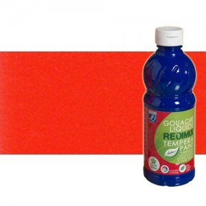 totenart-gouache-liquido-color-co-Lefranc-398-bermellon-bote-500-ml