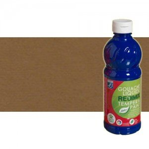 totenart-gouache-liquido-color-co-Lefranc-477-tierra-sombra-tostada-bote-500-ml