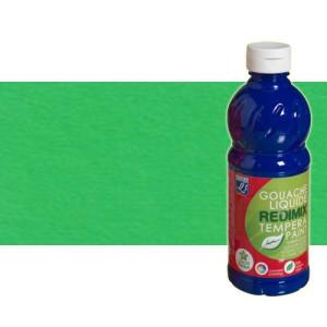 totenart-gouache-liquido-color-co-Lefranc-563-verde-frances-bote-500-ml