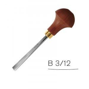 totenart-Gubia madera Pfeil -U- B3/12
