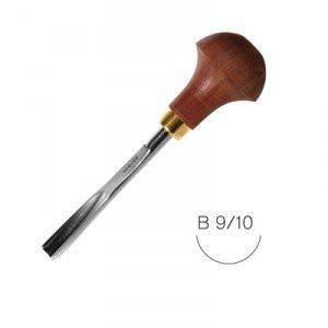 totenart-Gubia madera Pfeil -U- B9/10 U