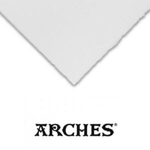 totenart-Hoja Acuarela Arches 640 gr, 56x76 cm, G. Satinado