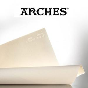 totenart-Hoja Velin BFK Rives de Arches 280 gr, 56x76 cm, Crema