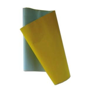totenart-Papel calco Amarillo, 21x33 cm