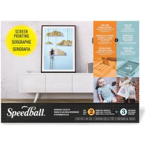 Kit serigrafia Intermedio Deluxe Speedball