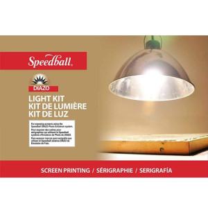 Kit de Luz Serigrafía Speedball