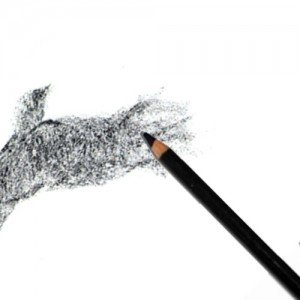 totenart-ART GRAF Lápiz de Carbón Blando