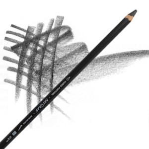 totenart-ART GRAF Lápiz Mina Grafito 5 mm 6B- Gris Oscuro.