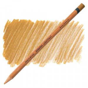totenart-lapiz-oleo-ocre-marron-lightfast-derwent