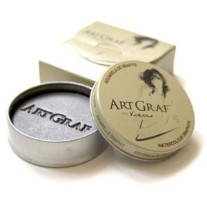 totenart-ART GRAF Acuarela de Grafito en Lata 20 g.