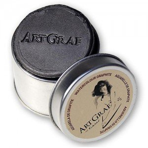 totenart-ART GRAF Acuarela de Grafito en Lata 60 g.