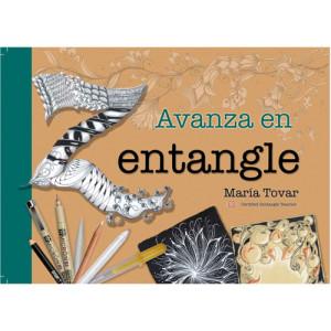 Cuaderno Paso a Paso, Avanza en Zentangle, Talens
