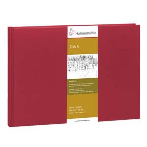 totenart-Libro de Bosquejo DS Negro, 140gr, A5 P, 80 h-p