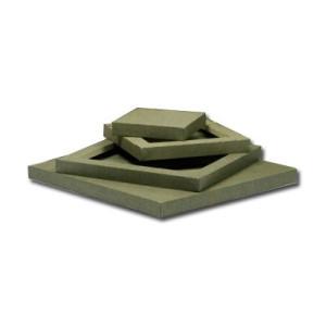 Lienzo 3D Totenart color crudo (20x20 cm)