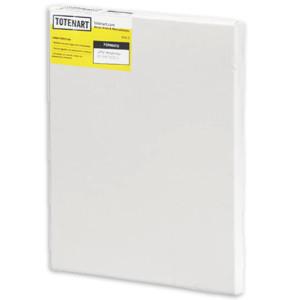 Bastidor estrecho, entelado e imprimado TOTENART 3P (27x19 cm)