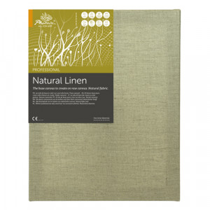 Lienzo Lino Crudo 10P (55x38 cm)