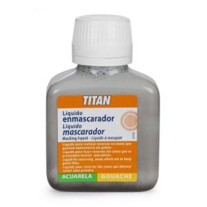 Líquido enmascarador Titan, 100 ml.