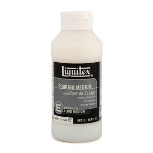 totenart-Medium de alisado, Liquitex 237 ml.